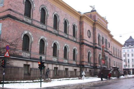 National Gallery d'Oslo en Norvège