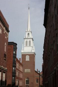 Old North Church à Boston