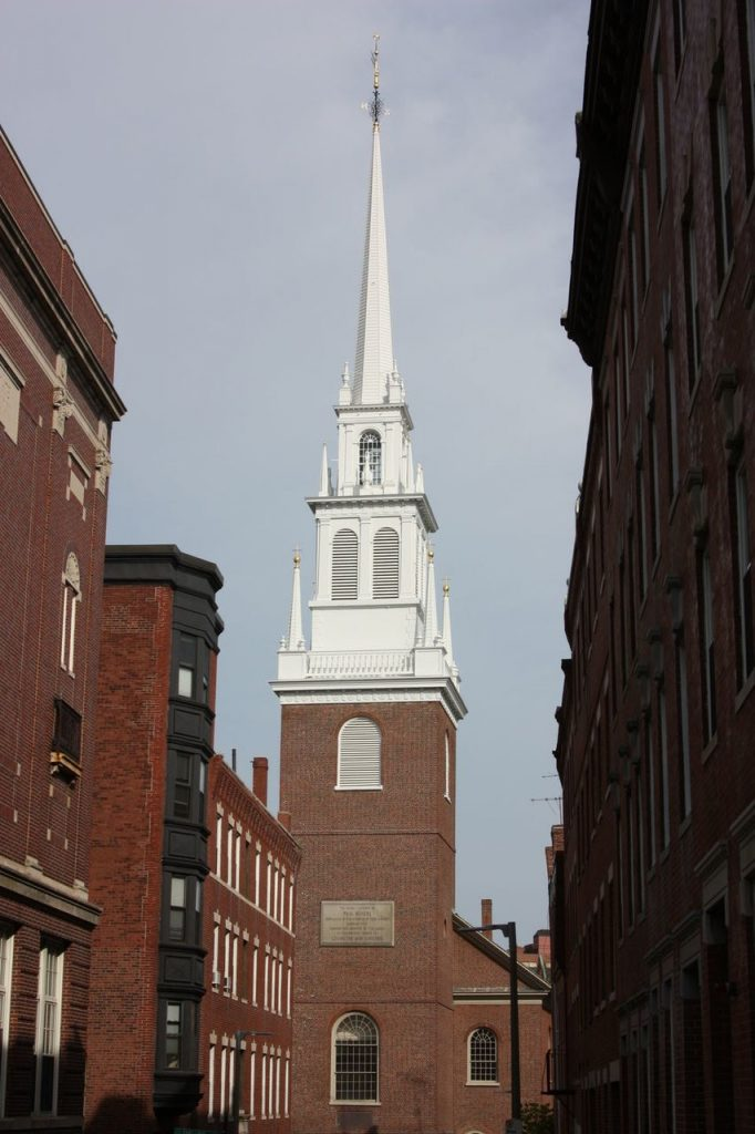 Old North Church à Boston