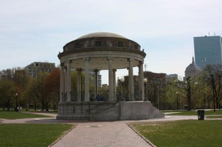 Parc Boston Common à Boston