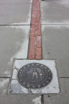 Freedom Trail à Boston aux Etats-Unis