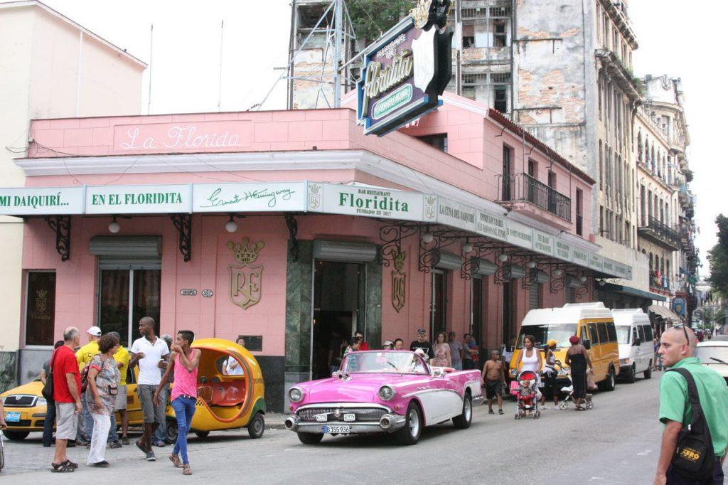 El Floridita à Cuba