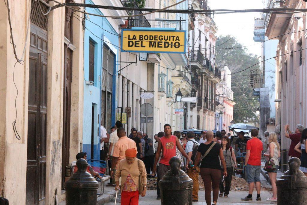 La Bodeguita del Medio à Cuba
