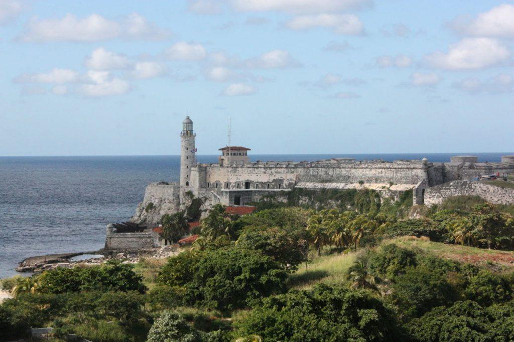 Le Fort El Morro à Cuba