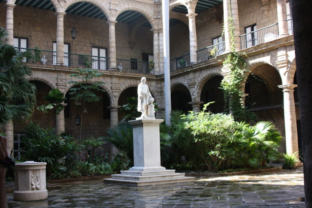 Museo De La Cuidad à La Havane à Cuba