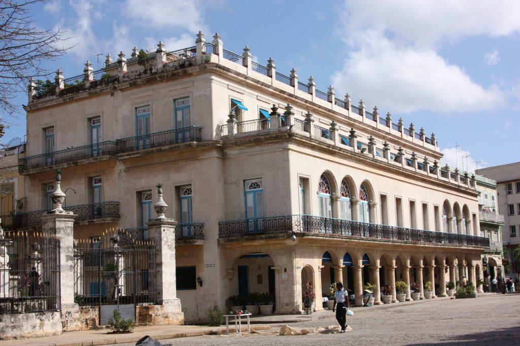 Museo de la Ciudad à Cuba