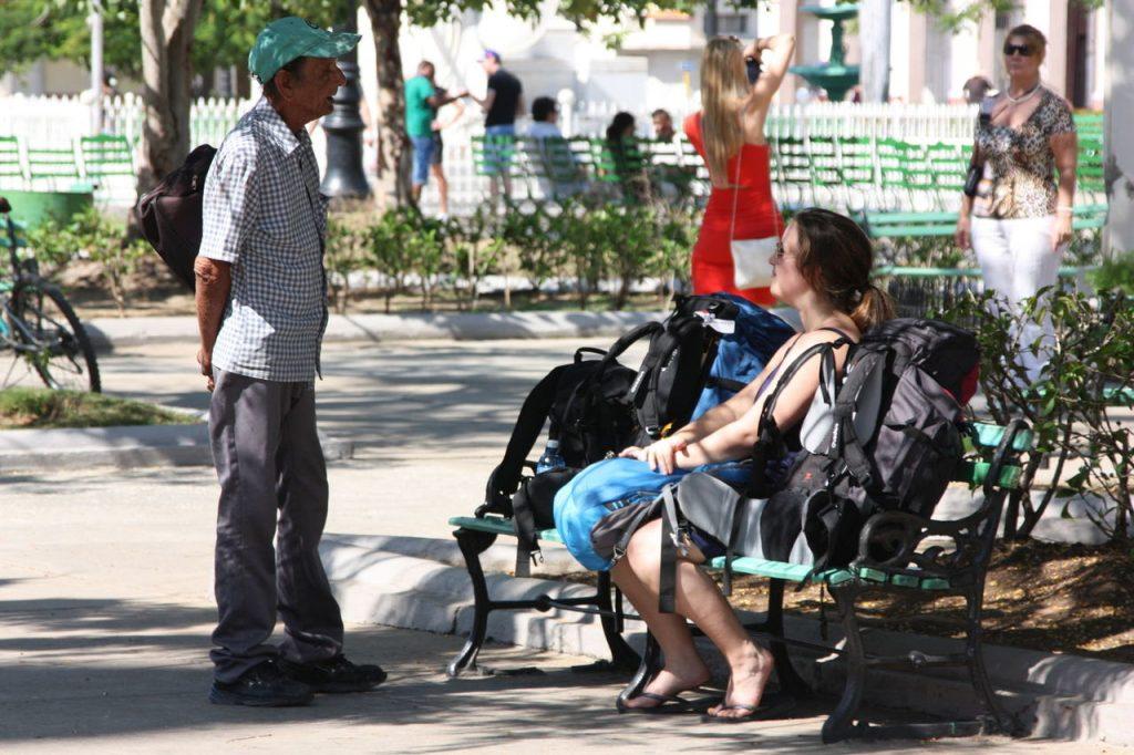 A la rencontre des cubains
