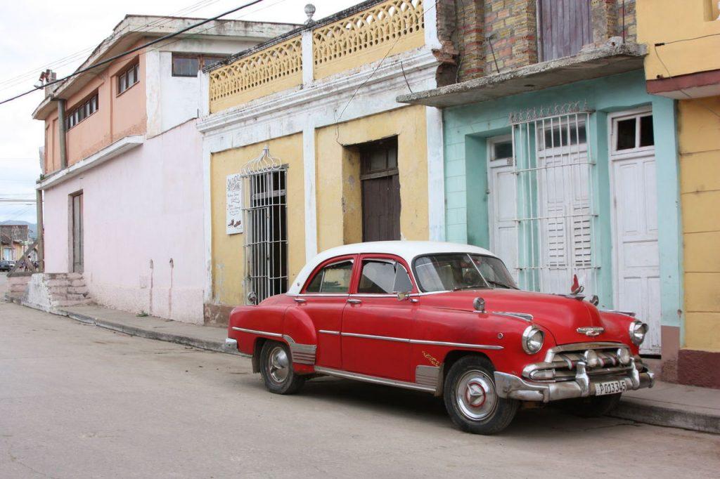 Les rues de Trinidad