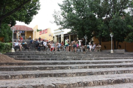 Casa de la Musica à Trinidad à Cuba