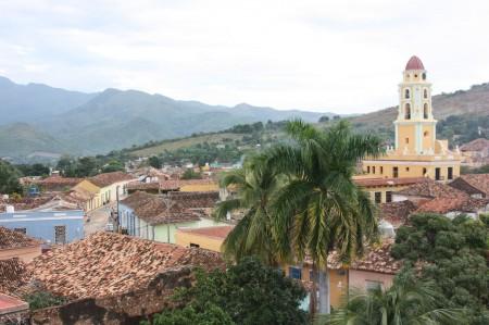 Palacio Cantero à Trinidad à Cuba