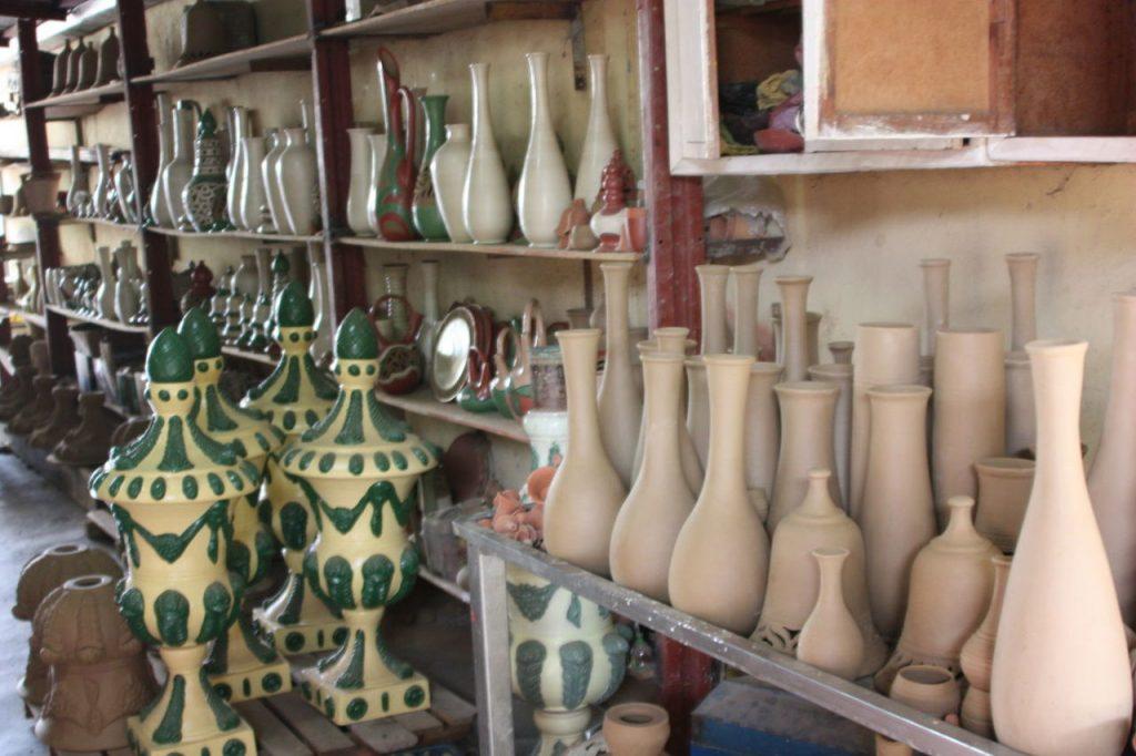 Céramique Santander à Trinidad à Cuba