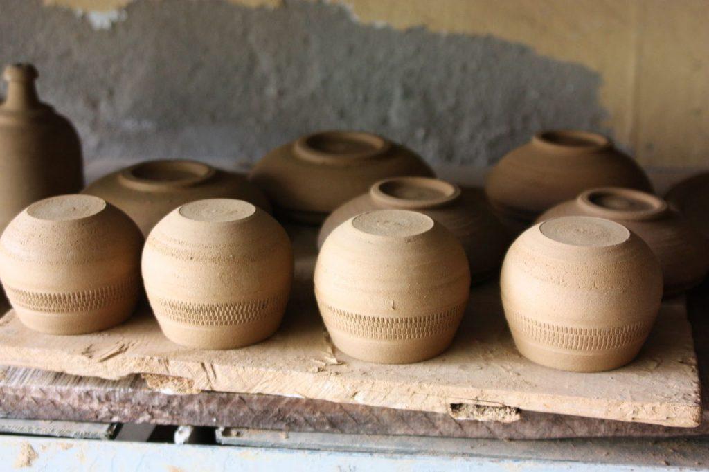 Boutique de céramique Santander à Trinidad à Cuba