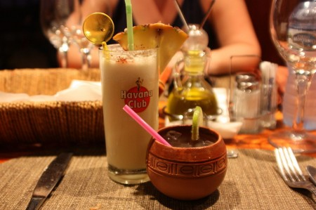 Cubita Restaurante à Trinidad à Cuba
