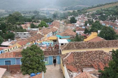 Museo National de la Lucha contra Bandidos à Trinidad à Cuba