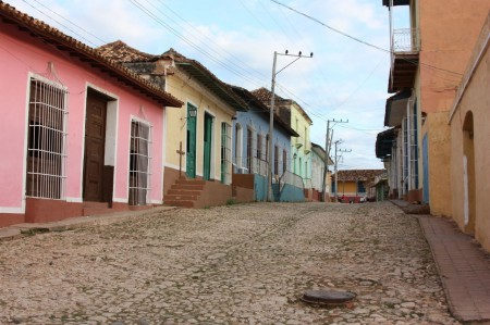 Ruelle de Trinidad via le safari photo de Lonely Planet