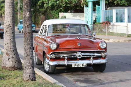 Les voitures américaine à Cuba