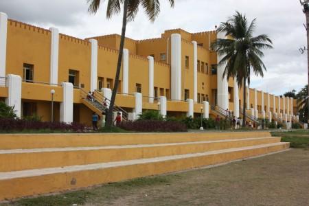 Museo del Cuartel Moncada à Santiago de Cuba