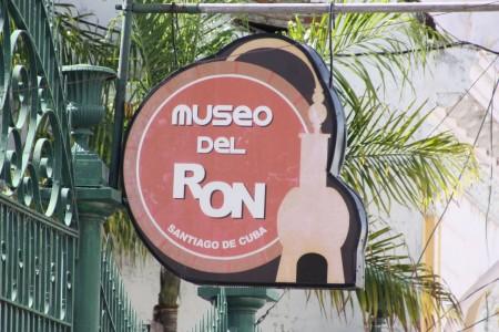 Museo del Ron à Santiago de Cuba