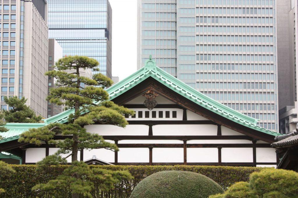 Kokyo le Palais Impérial de Tokyo