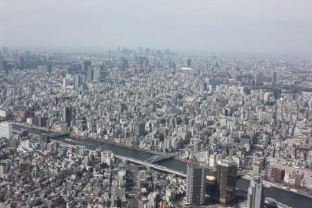 Tokyo Sky Tree du Japon