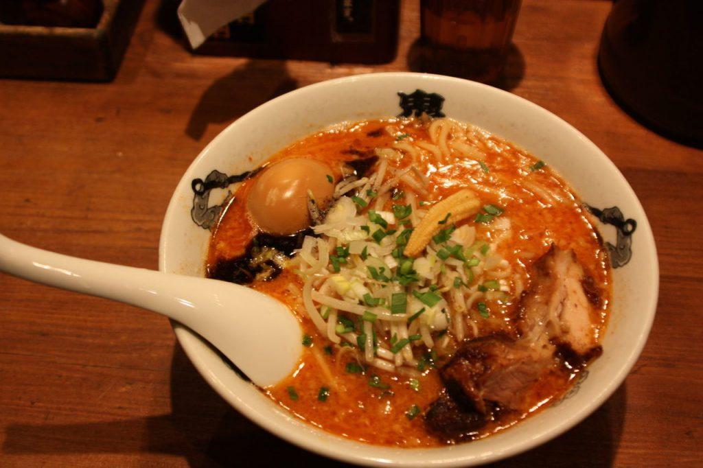 Les ramens de Kibanbo, un restaurant à Tokyo