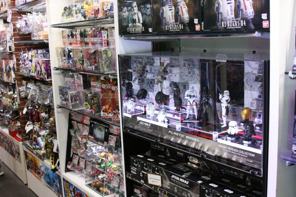 Kiddyland à Tokyo au Japon