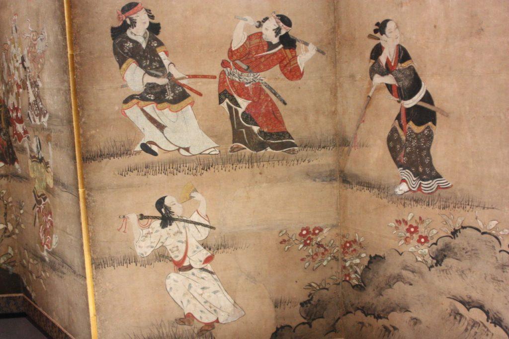 Musée National de Tokyo au Japon