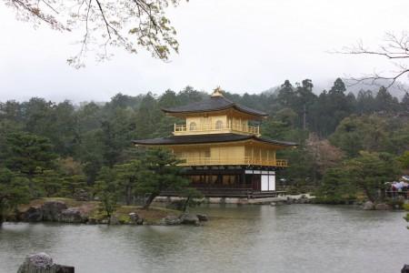 Kinkaku-ji à Kyoto au Japon