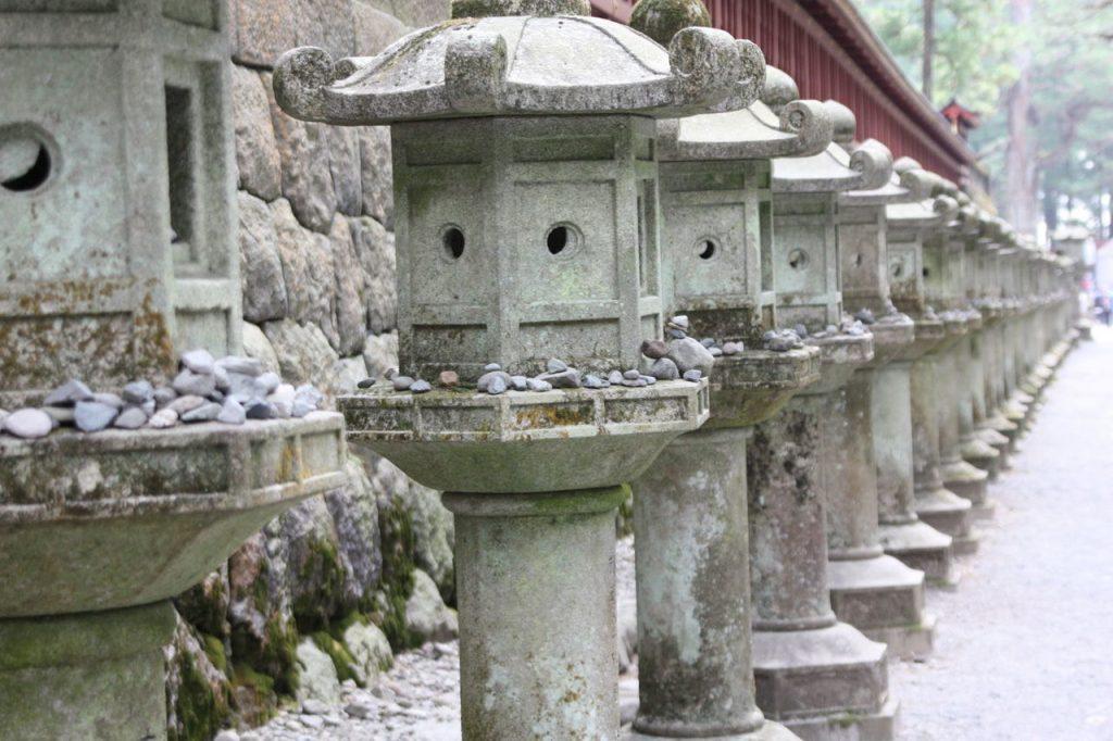 Temple Taiyuin-byo à Nikko