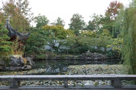 Jardin Chinois à Vancouver au Canada