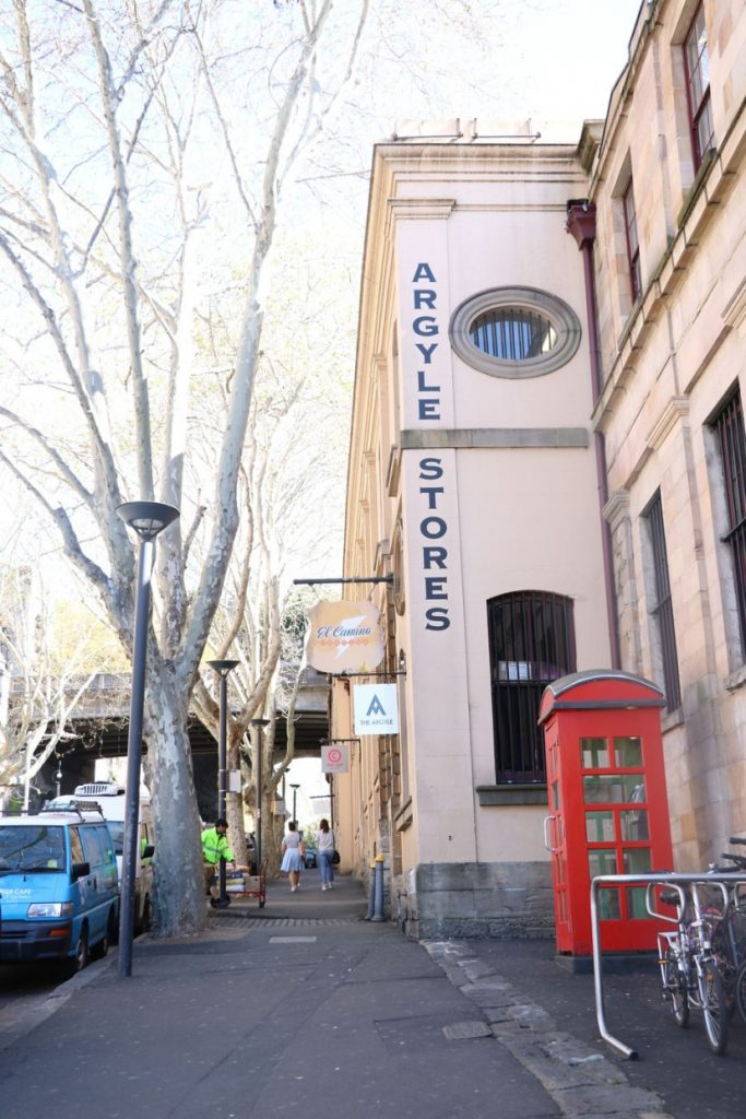 Balade dans les rues de Sydney en Australie